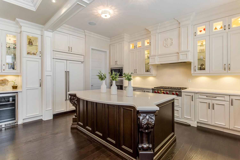 Custom Kitchen Oakville - Kitchen Cabinets Burlington ...