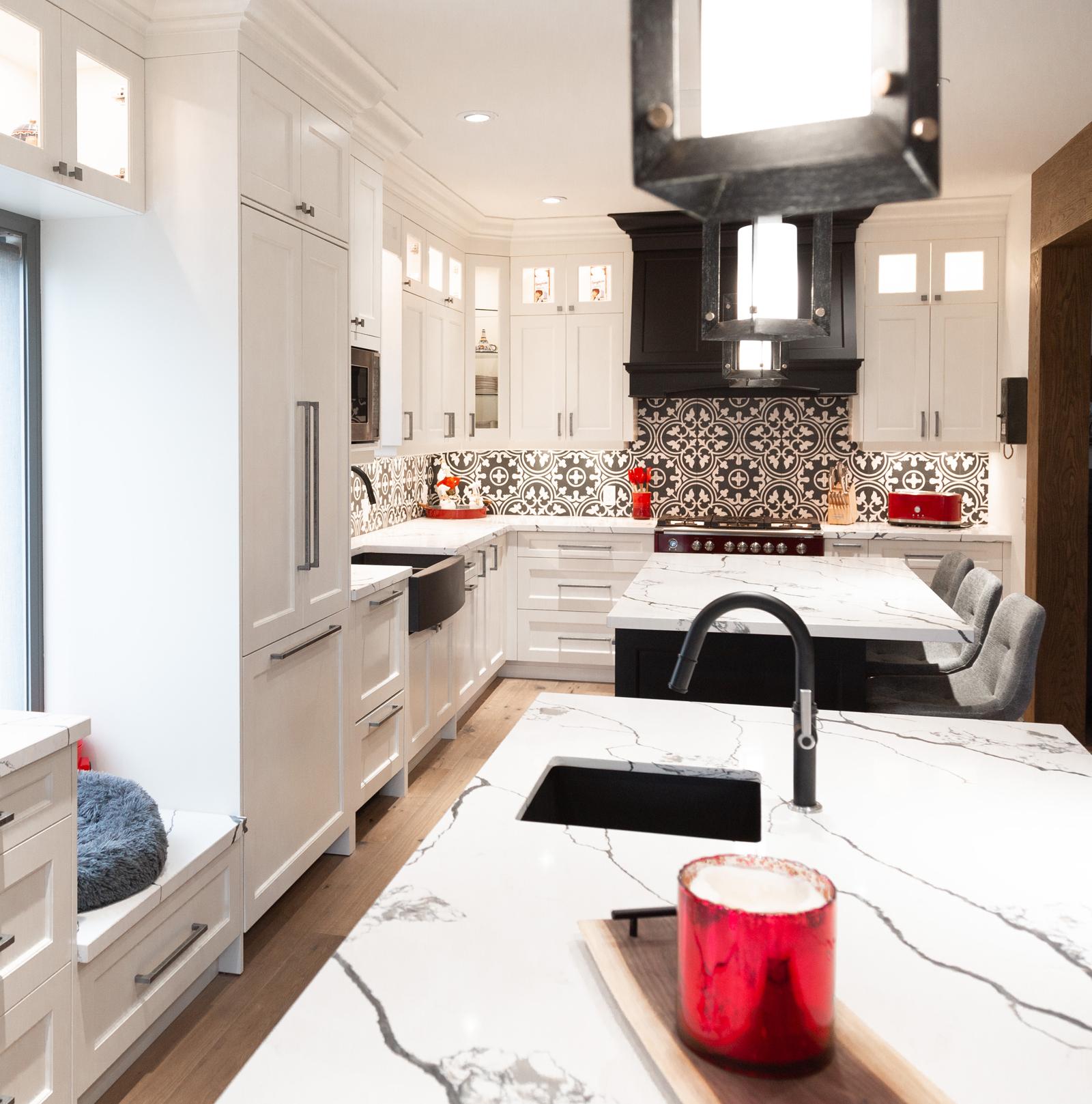Custom Kitchen Oakville - Kitchen Cabinets Burlington - Kitchen ...